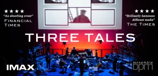 "Three Tales ""A Miracle of Timing"" ★★★★"